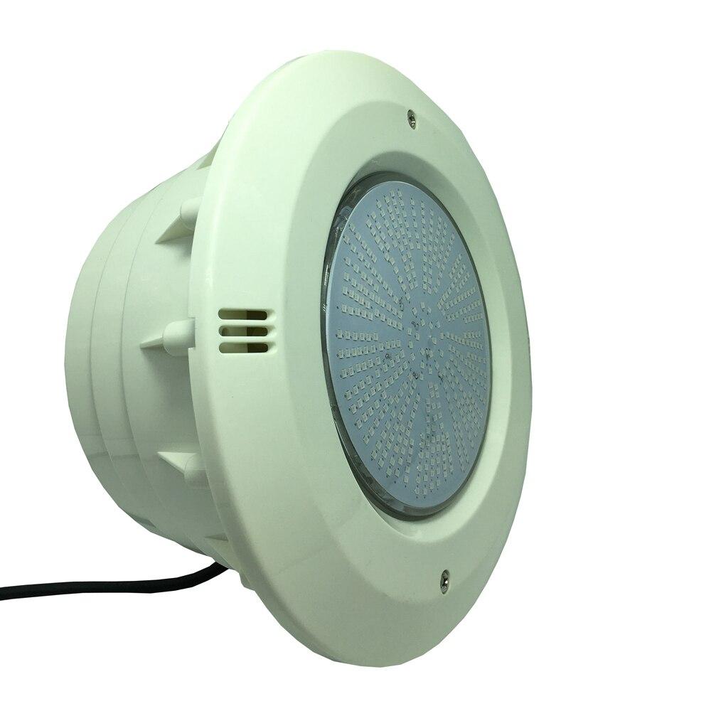 PAR56-مصباح حمام سباحة PAR56 LED خرساني ، 18 واط ، 24 واط ، 35 واط ، مجموعة إضاءة RGB مع ضوء أبيض دافئ/بارد