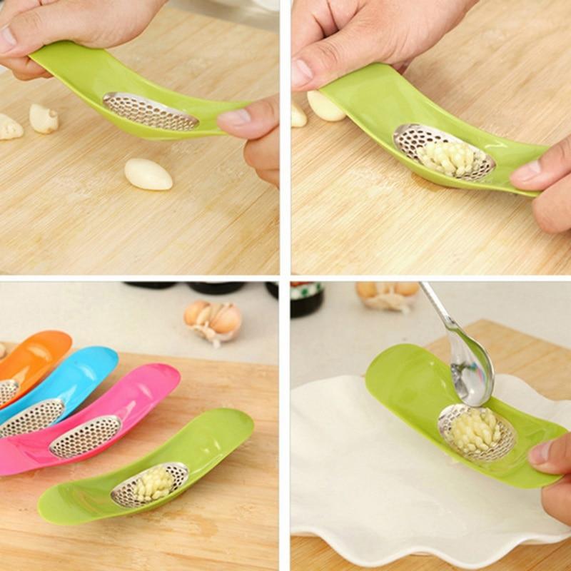 Metal Novelty Kitchen Accessories Fruit Gadget Ginger Crusher Chopper Cutter for Kitchen Tool