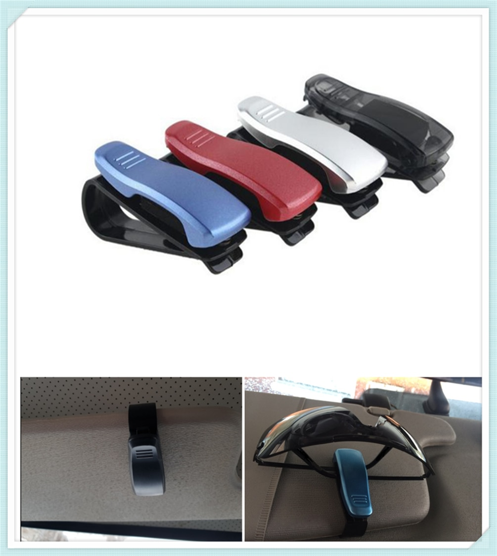 1 pçs acessórios de automóvel óculos de sol clipe bill titular caso para nissan nv200 nuvu nv2500 fórum denki 350z zaroot