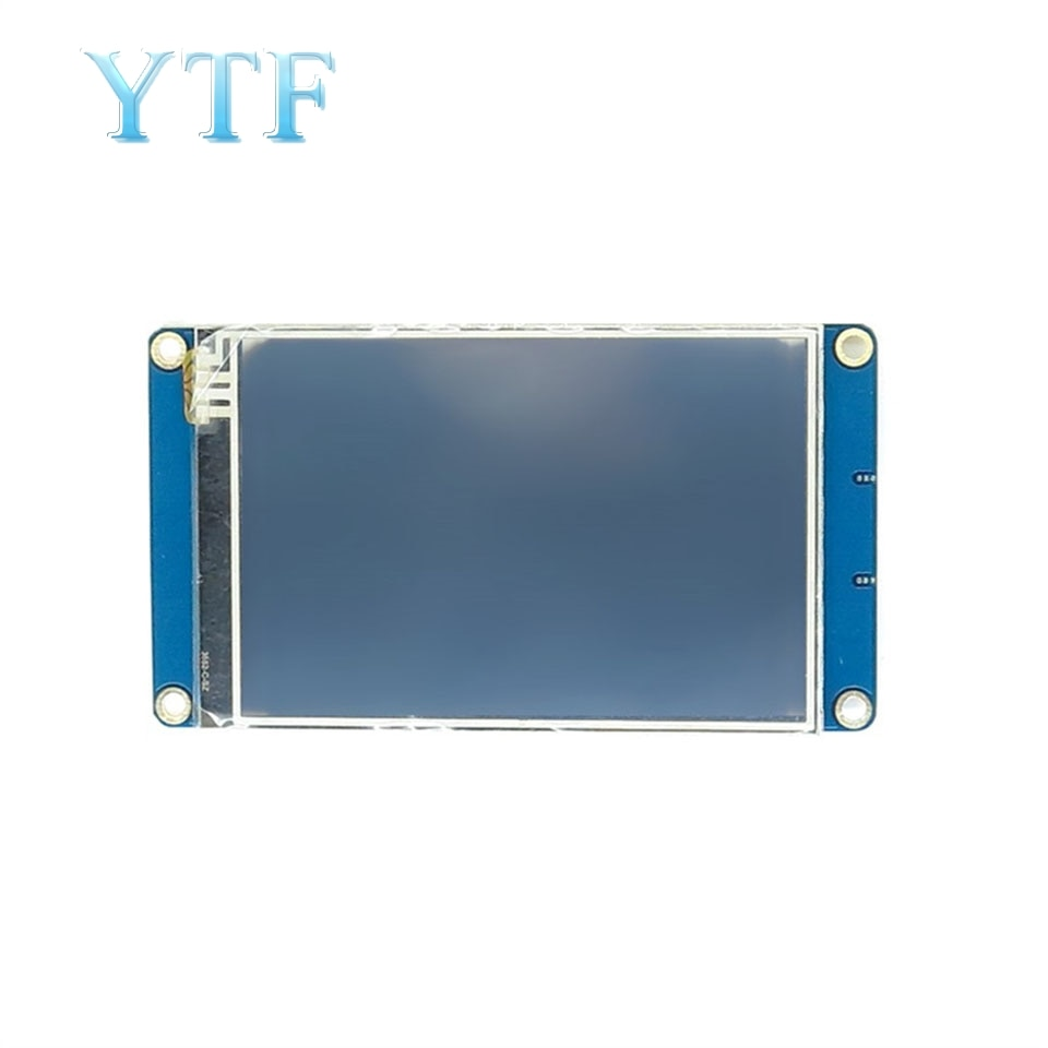 "Nextion NX4832T035 3,5 pulgadas HMI TFT LCD pantalla táctil módulo 480x320 3,5 ""Pantalla táctil resistiva para Raspberry Pi 3 Arduino Kit"