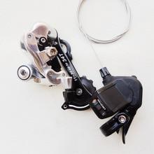 Micro micro R10 aluminium legierung mid-bein schaltwerk faltrad Split shifter