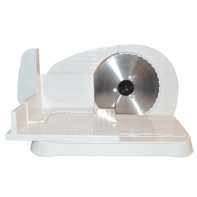 1 ud. Cortadora de carne congelada eléctrica 220V conveniencia Mini cortadora de carne máquina de procesamiento eléctrica del hogar máquina cortadora de carne