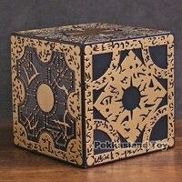 Ужасная фильм Hellraiser серия Lament конфигурация головоломка Коробка куб полностью функциональный пинхед реквизит модель фигурка игрушка