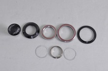 "1-1/8 ""to1-1/2"" Neco headsets für straße/mtb/TT fahrrad frameset tapered fork headsets"