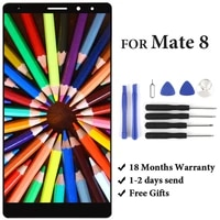 for mate 8 lcd display assembly replacement with touch screen for mate 8 lcd mt8 nxt al10 nxt l29 with tools