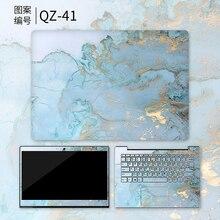 2019 marbre Grain housse pour ordinateur portable autocollants pour Dell G3 G5 G7 vinyle autocollant pour ordinateur portable pour Dell 3579 3590 7590 15.6