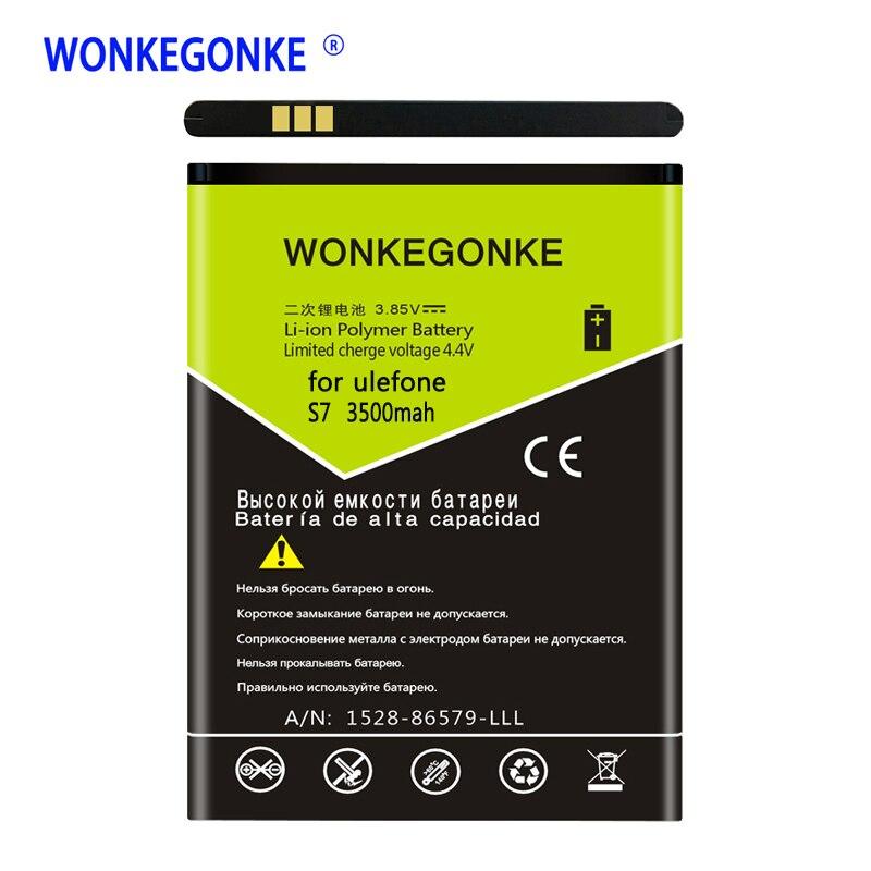 WONKEGONKE для мобильных телефонов ulefone S7 Bateria