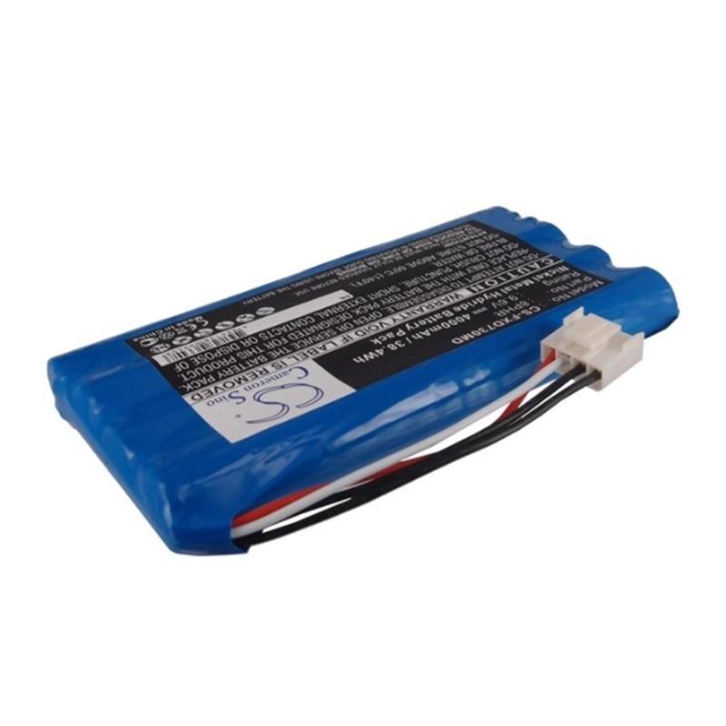 4000 mah バッテリー福田 Cardimax FX-7302 FCP-7101 FX-7202 FX-7302 医療ニッケル水素充電式蓄電池 Repalcement 8PHR