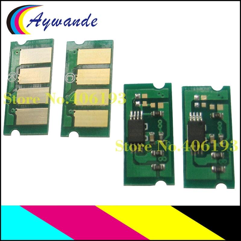 4 x чип SPC250 для Ricoh c250 SPC250 SPC 250e SPC 250DN SPC 250sf SP C250e SP C250DN SP C250sf чип тонер-картриджа