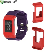 Rondaful Bunte Silikon Gummi Smart Armband Schutzhülle Abdeckung für Garmin Vivoactive HR Smart Armband Großhandel