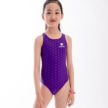 HXBY Girls Swimsuit Racerback Competitive Swim Suit Kids Women's Athletic Training One Piece Swimsuit Swimwear Bathing Suit