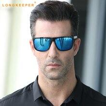 2020 lunettes polarisées hommes lunettes de soleil pilotes de voiture Vision nocturne lunettes Anti-éblouissement soleil verre femmes conduite lunettes de haute qualité