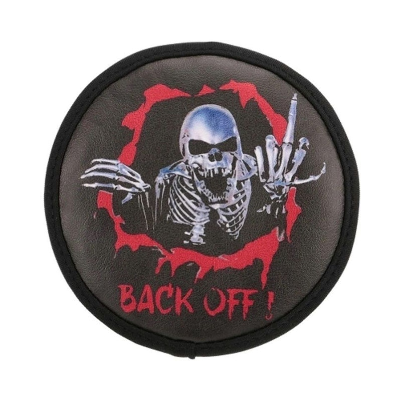 RC Car Tire Cover PU Leather Spare Tire for RC Car 1/10 HSP Redcat Traxxas Axial SCX10 RC4WD D90 CC01 RC Truck enlarge