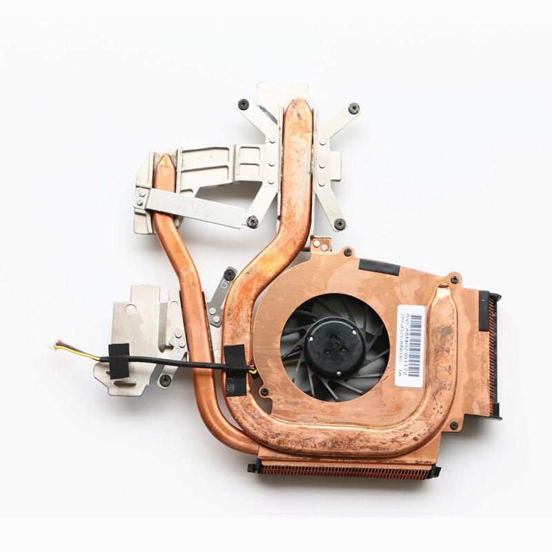 New Cpu Fan For SONY CS CS12 CS13 CS13H CS17 CS19 CS23 CS25 CS27 CS28 CS33 CS33H CS36 CS36H Cpu Cooling Fan Heatsink