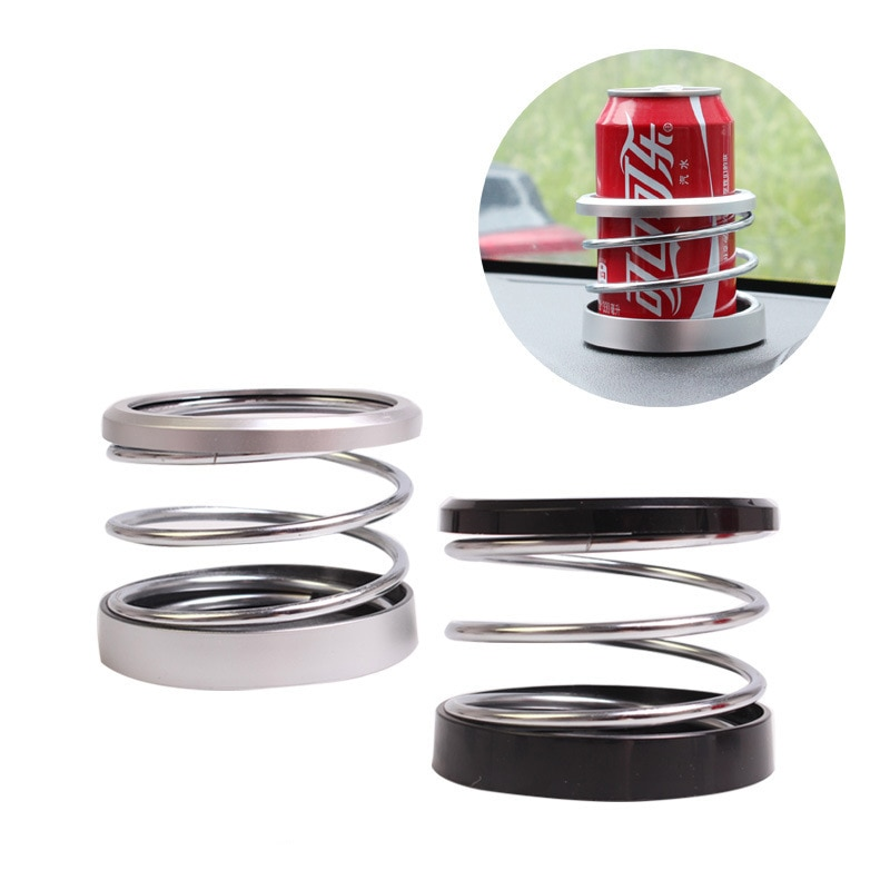 Universal Car Drink Holder Auto Cup Water For Beverage Glove Clip Interior Accessories
