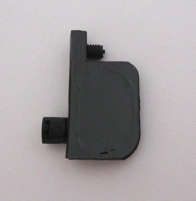 10 piezas pequeño amortiguador MUTOH MIMAKI ROLAND, resistente al solvente, tamaño = pequeño, filtro = grande, conector = grande, resistente al solvente UV