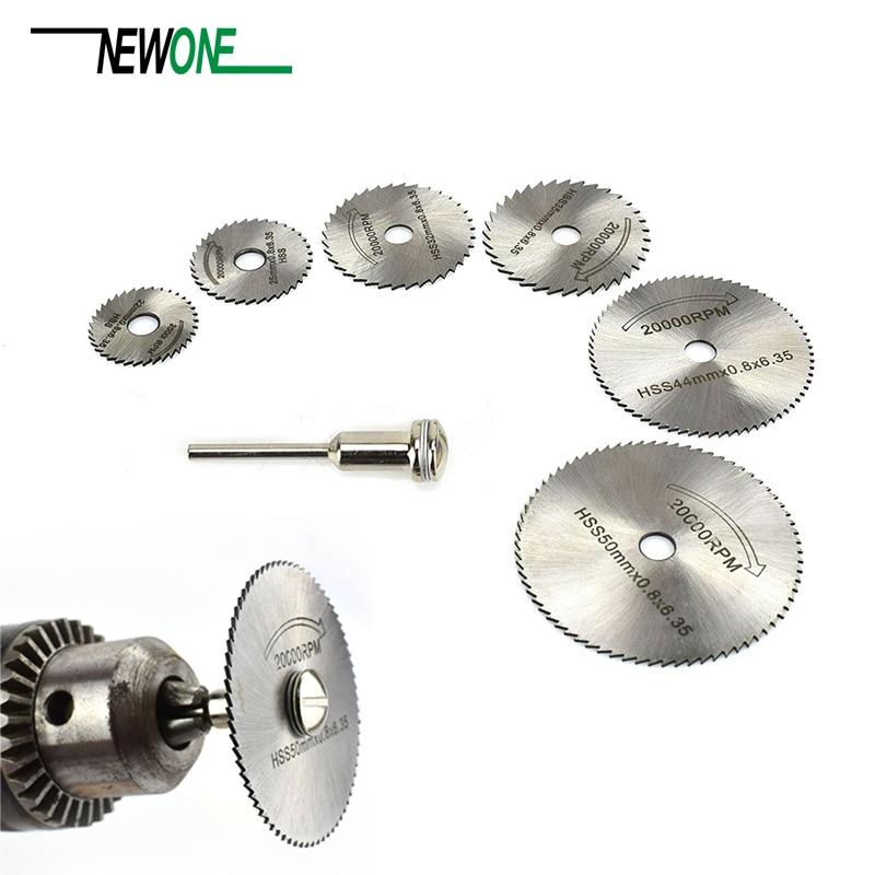 Greito plieno pjūklo diskai + 1 prailginimo strypo įtvaras - Abrazyviniai įrankiai - Nuotrauka 3