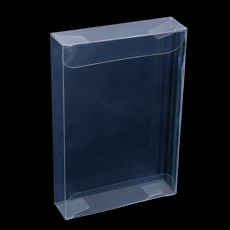 10 шт./партия Прозрачный чехол для коробок для картриджей для защитных пленок