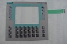 Clavier à Membrane pour 6AV6642-0DA01-1AX0   Interrupteur à Membrane, clavier simatique HMI, pour slb1 OP177B, en STOCK