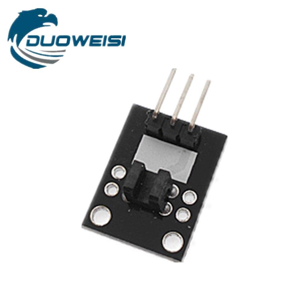 Broken Light Blocking Photo Interrupter Sensor Module AVR PIC DIY Starter Kit KY010