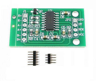 1PCS 24bit HX711 Analog to Digital Converter (ADC) Weighing Sensor Module ads1232 module 24 bit adc module high precision analog to digital conversion module ads1232ipw