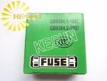 0.3A 0.4A 0.5A 0.63A 0.75A 0.8A 1A 2A 3.15A 4A 5A 6.3A 7A 8A 10A 20A 25A 30A Fast Blow 5*20mm 250V Green Box Glass Fuse x 100pcs