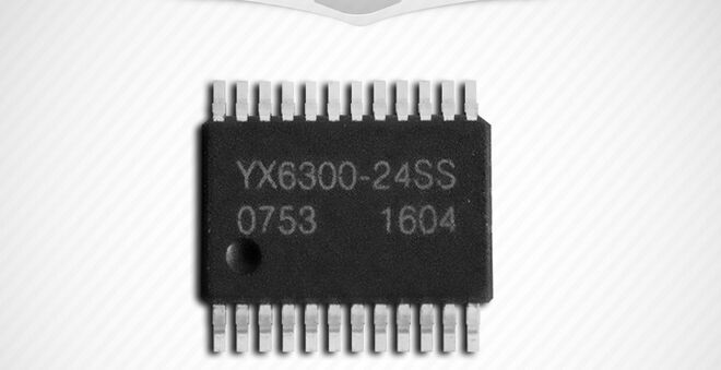 Бесплатная доставка! Декодирование MP3 чип YX6300-24SS YX6300, 5 шт., SSOP-24