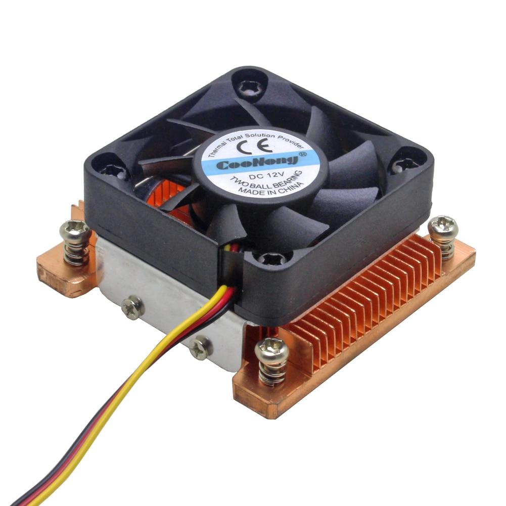 Кулер для процессора Intel Pentium M, PGA 478, BGA 479