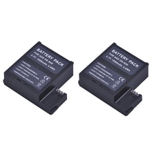 Batmax 2 uds 1500mAh DS-S50 DSS50 S50 paquetes de baterías Accu para AEE DS-S50 S50 batería AEE D33 S50 S51 S60 S71 S70 cámaras