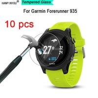 10 шт./лот для смарт-часов Garmin Forerunner 935 твердость 9H 2.5D ультратонкое Закаленное стекло Защитная пленка для экрана