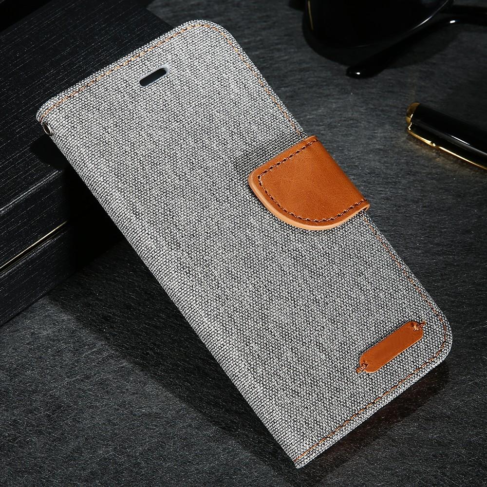 Kisscase stań portfel przerzuć przypadki dla iphone 6 6s 7 5 5S mody hit kolor slot kart skóra pokrywa dla iphone 7 6 s plus z logo 26