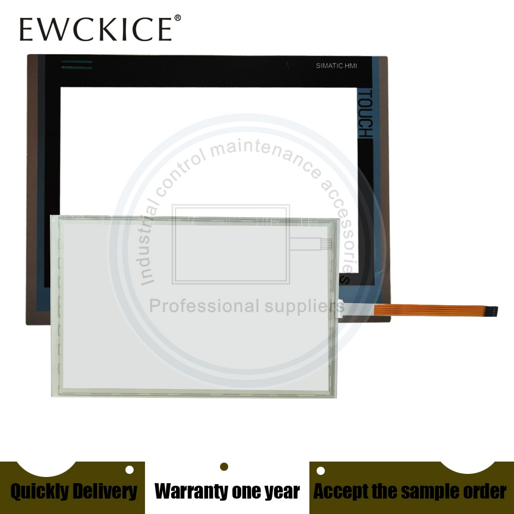 NEW 6AV7 863-2TA00-0AA0 6AV7863-2TA00-0AA0 IFP1500 HMI PLC Touch screen AND Front label Touch panel AND Frontlabel