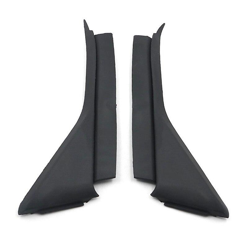 Molduras de cubierta de tira de sellado izquierda derecha sin pintar para motocicleta carenado para Honda CBR 600 RR CBR600RR F5 2009 2010 2011 2012