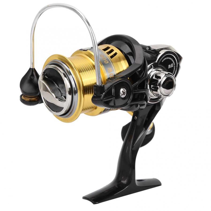 HURRISE 6,7 1 carretes de pesca Anti-óxido carrete de pez carpa giratoria 12BB + 1 bolas de rodamiento accesorios de pesca al aire libre