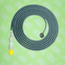 Compatible avec le moniteur de température Mindray, la sonde de température de surface de la peau adulte ou enfant.
