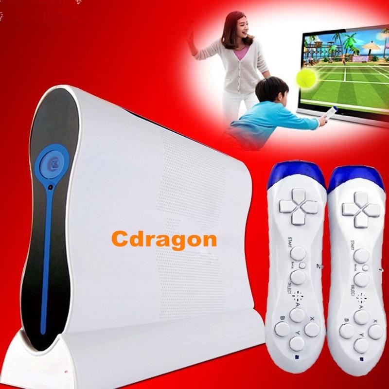 Cdragon más nuevo HDMI AV consola de videojuegos 64 Bit soporte 4K salida Retro 600 juegos clásicos de la familia
