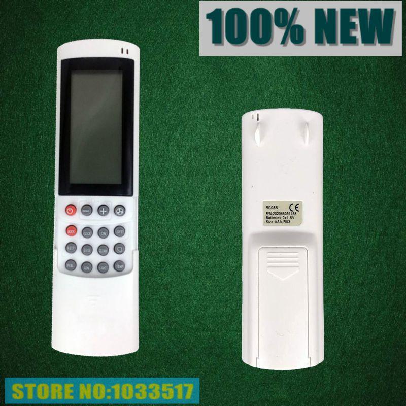 Climatiseur télécommande pour AIRWELL RC08A RC-08A/RC08B RC-08B