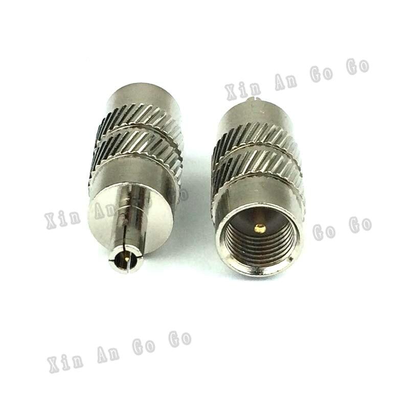 2 PCS RF conector adaptador FME Plugue macho para TS9 para ZTE 3G 4G modem USB Frete grátis