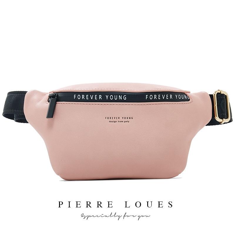 Женская поясная сумка, женская брендовая модная Водонепроницаемая нагрудная сумка унисекс, поясная сумка, Дамская нагрудная сумка для телефона, сумка для живота, кошелек