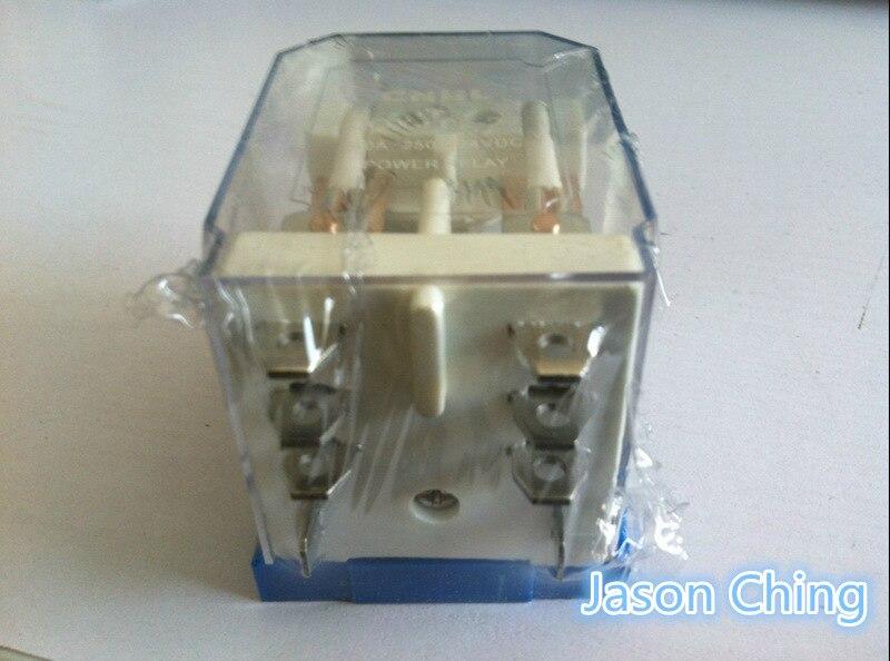 1Piece JQX-40F 2Z 40A DC 24V Coil PCB Power Relay Brand New