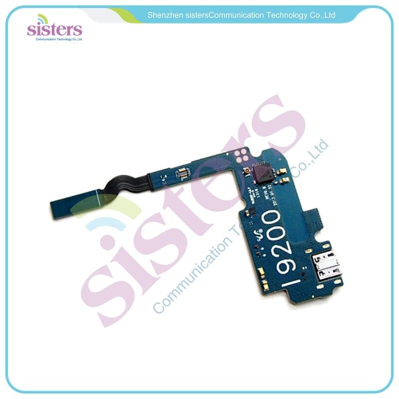 20 pçs/lote por atacado para Samsung Galaxy i9200 porta USB Charger Dock Connector Flex Cable frete grátis