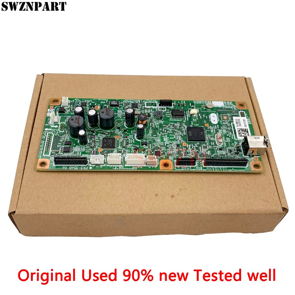 Placa formateadora formateador PCA ASSY, placa base de Tablero Principal lógica, placa base USB para Canon L190 L410 FM0-3938
