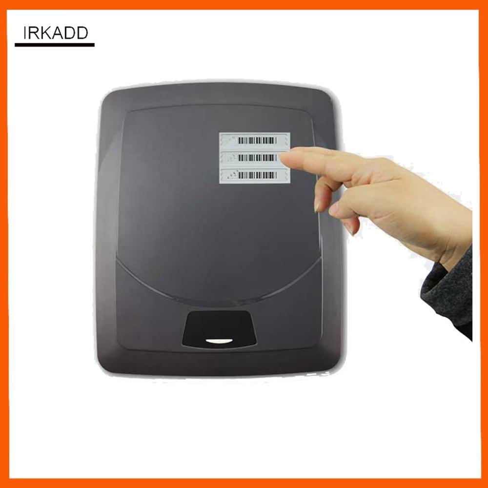 Sistema eas, 58Khz, desactivador de etiquetas para etiquetas de seguridad, sistema de detección de etiquetas con luz y sonido