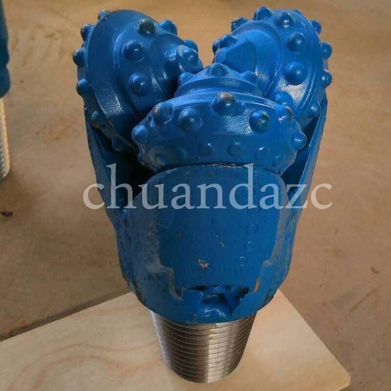 Brocas de rodillo tricono TCI de 98 MM/brocas TCI de tres conos/Inserto de Carburo de Tungsteno de rodamiento sellado/brocas tricono a la venta
