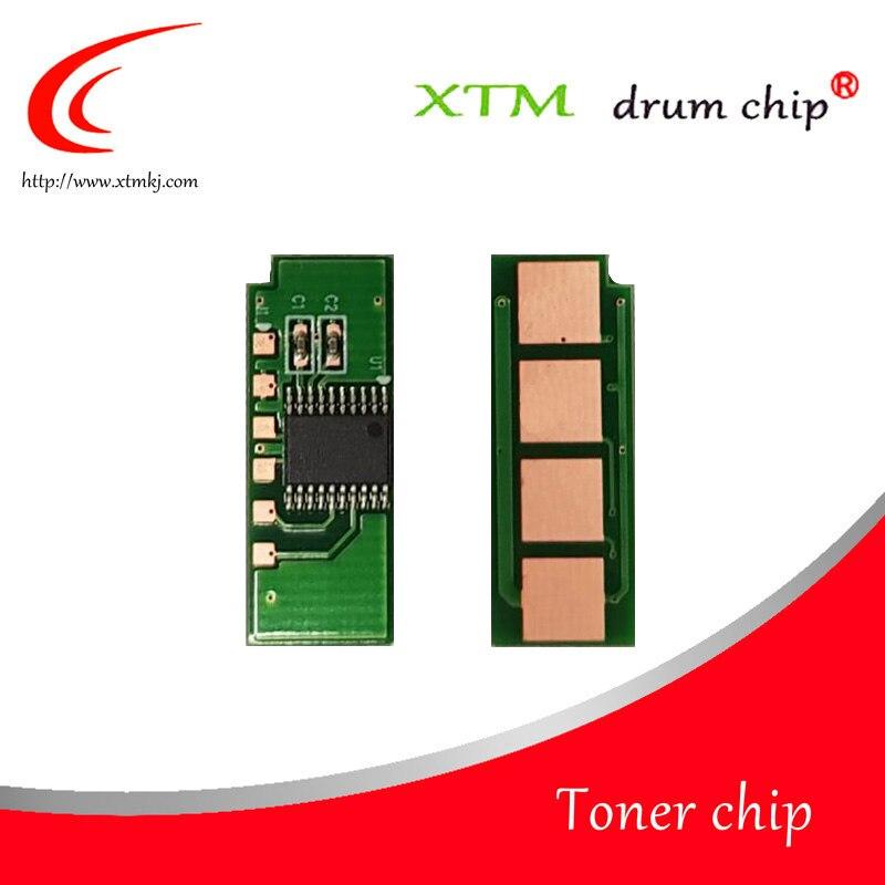 Compatible PA-210 PA210 cartucho de tóner chip para pantum P2500 P2207 M6500 M6600 reinicio de polvo impresora láser