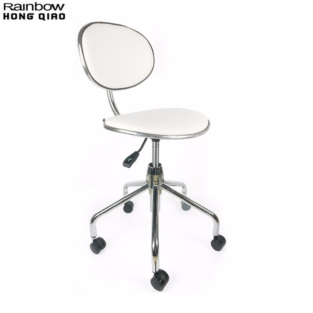 Поворотный задача офисные кресла стул для бара Макияж магазине Красота салон