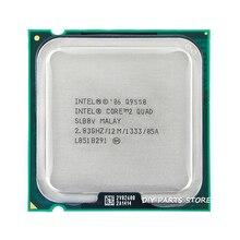 4-ядерный процессор INTEL core 2 Quad Q9550 Socket LGA 775, процессор INTEL Q9550, 2,8 ГГц, Гц/12 м/1333 ГГц)