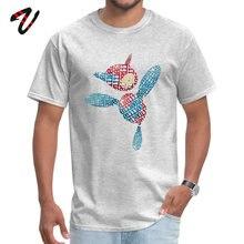 T-Shirt dété dominant col rond Porygon Z Tacos hommes T-Shirt décontracté manches Yaoi t-shirts livraison gratuite T-Shirt noir