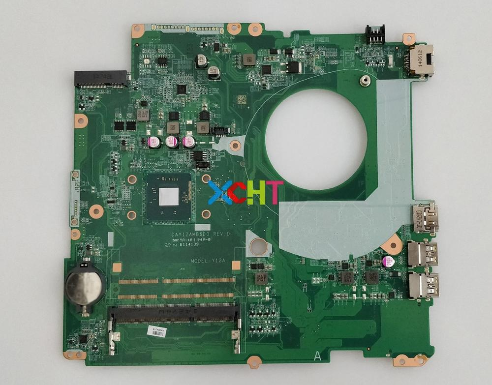 for HP Pavilion 17-F Series 17-F230CA 17-F230NR 787484-501 787484-001 UMA w N3540 CPU Laptop Motherboard Mainboard Tested