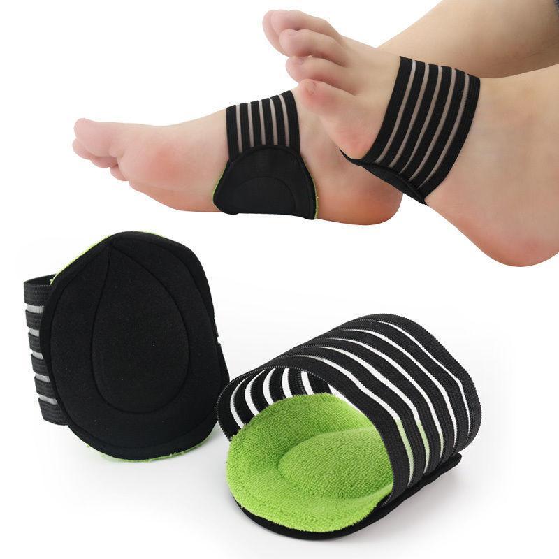 Plantilla para arco del pie fascitis talón ayuda al dolor, almohadilla para pies para correr, zapatos acolchados, plantilla de deportes, accesorio caliente